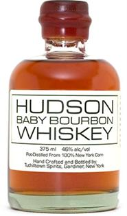 Tuthilltown Whiskey Hudson Baby Bourbon 375ml